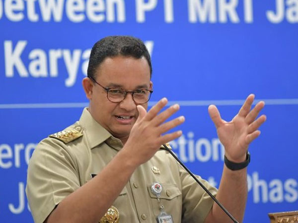Mengintip Sistem Physical Distancing yang Dilakukan Gubernur Anies di TransJakarta