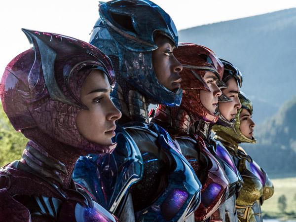 Dapat Rating 'Remaja', 'Power Rangers' 2017 Juga Tampilkan Karakter LGBT?