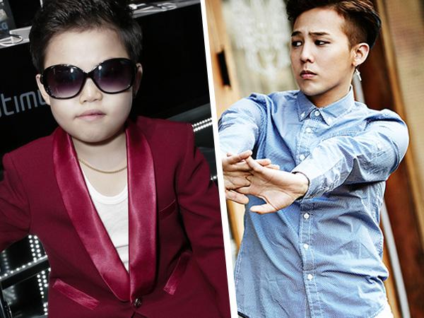 Wah, Little Psy Sebut G-Dragon Sebagai Saingan Terberatnya!