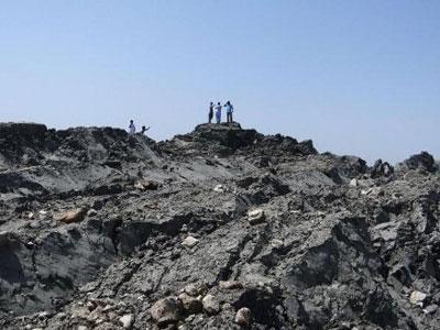 Banyak Warga Pakistan Datangi Pulau Baru Akibat Gempa