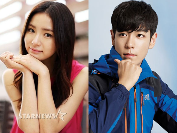 Shin Se Kyung Puas Menjadi Lawan Main T.O.P ?