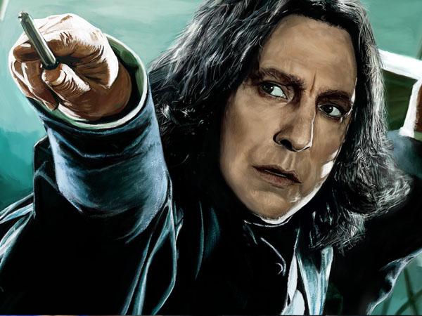 Alan Rickman, Pemeran Profesor Snape 'Harry Potter' Meninggal Dunia