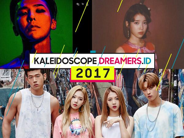 Karyanya Juga Fenomenal, Inilah 5 Solo/Duo/Grup Terfavorit 2017 Pilihan Pembaca Dreamers.id