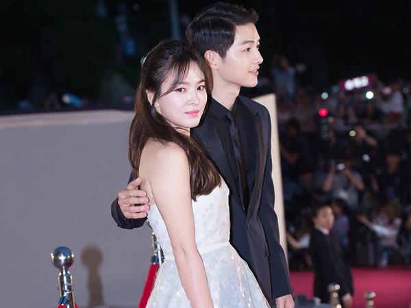 Agensi Angkat Bicara Soal Rumor Kehamilan Song Hye Kyo