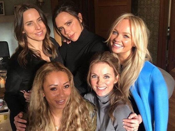 Fans Kesal Karena Tiket Konser Reuni Spice Girls Susah Didapat