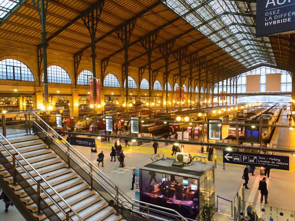 Coba Tren Baru Traveling Di Eropa dengan Transportasi Lebih Cepat dari Pesawat