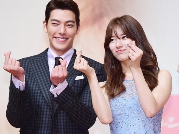 Suzy dan Kim Woo Bin Terlihat Hadiri Pernikahan Rekan Sesama Pemain 'Uncontrollably Fond'