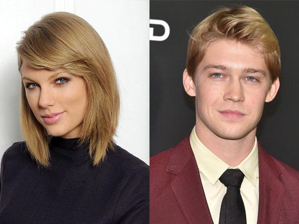 Kepergok Kencan,Taylor Swift dan Joe Alwyn 'Tutupi Wajah'