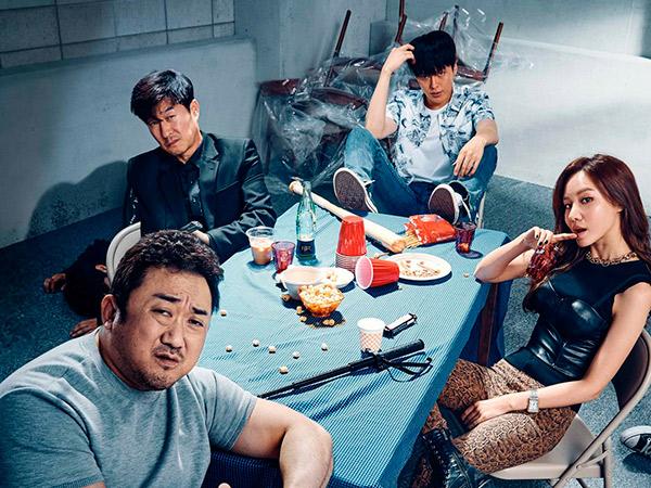 'Bad Guys: Reign of Chaos' Jadi Film Tercepat Capai 2 Juta Penonton
