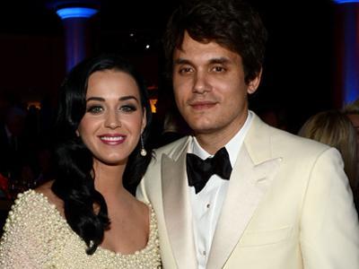 Ini Aturan Pacaran Katy Perry untuk John Mayer