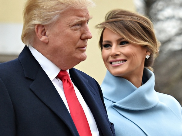 Jadi Istri Donald Trump, Melania Trump Lebih Pilih Tidur Terpisah di Gedung Putih