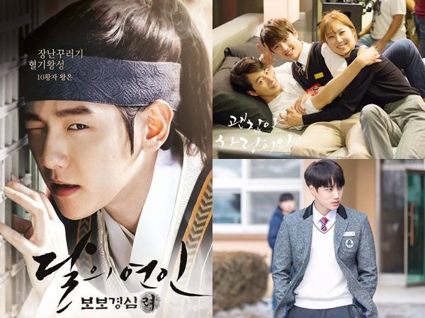 5 Drama yang Dibintangi Member EXO, Bikin Ambyar