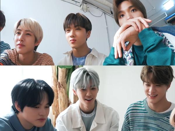 NCT Dream Rilis MV Reaction, Renjun: Pasti Semua Penggemar Berteriak