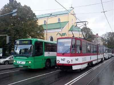 Semua Kendaraan Umum di Ibukota Estonia Gratis