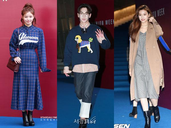 Inspirasi Outfit yang Bisa Dicontek dari Tren Fashion di '2018 S/S Seoul Fashion Week'