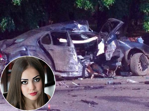 Viral, Video Instagram Live Jelang Kematian Ratu Kecantikan Saat Menyetir Sambil Mabuk