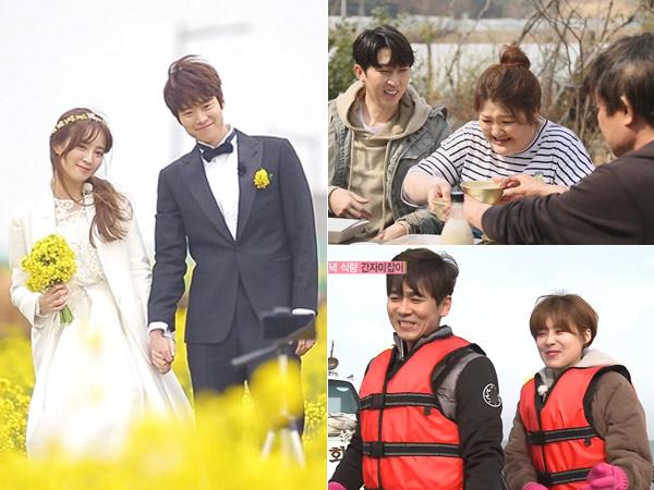 Kerja Keras Hingga Ucapan Selamat dari NCT 127 Warnai Keseruan 'We Got Married' Terbaru