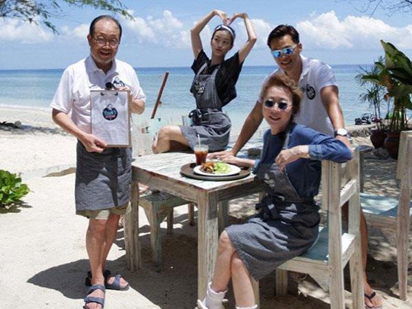 Berlokasi di Indonesia, Rating Program 'Youn's Kitchen' Langsung Melesat di 2 Episode Awal!