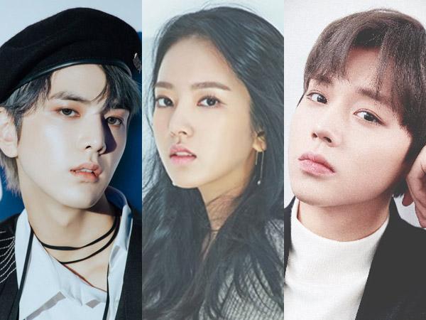 Younghoon The Boyz dan Lee Ruby Dipastikan Gabung Drama Baru Park Ji Hoon