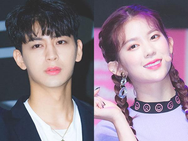 Agensi Tanggapi Rumor Pacaran Yunhyeong iKON dan Daisy MOMOLAND, Masih PDKT?