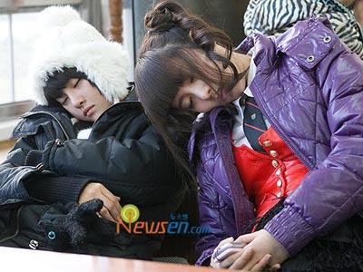 Lucunya Para Idola K-Pop Ini Saat Tidur!