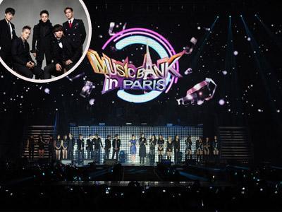 Promotor Pastikan Tak Ada Big Bang di Music Bank Jakarta