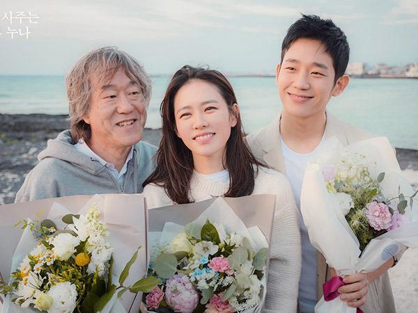 Jung Hae In & Son Ye Jin Bagikan Kesan Main di 'Something in the Rain': Aku Harap Ini Tidak Berakhir