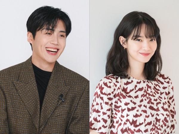 Kim Seon Ho Puji Kecantikan Wajah Shin Min Ah