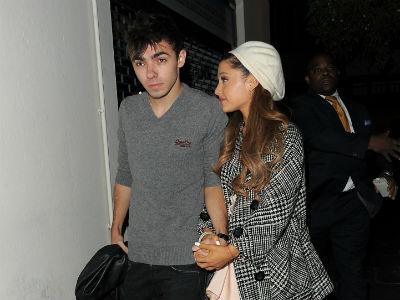 Mesranya! Nathan Sykes Jadi 'Kru Backstage' Konser Ariana Grande!