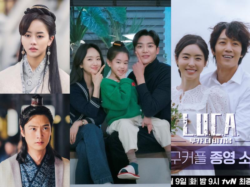 Rating Drama Senin - Selasa: Drama KBS No 1, LUCA dan She Would Never Know Tamat