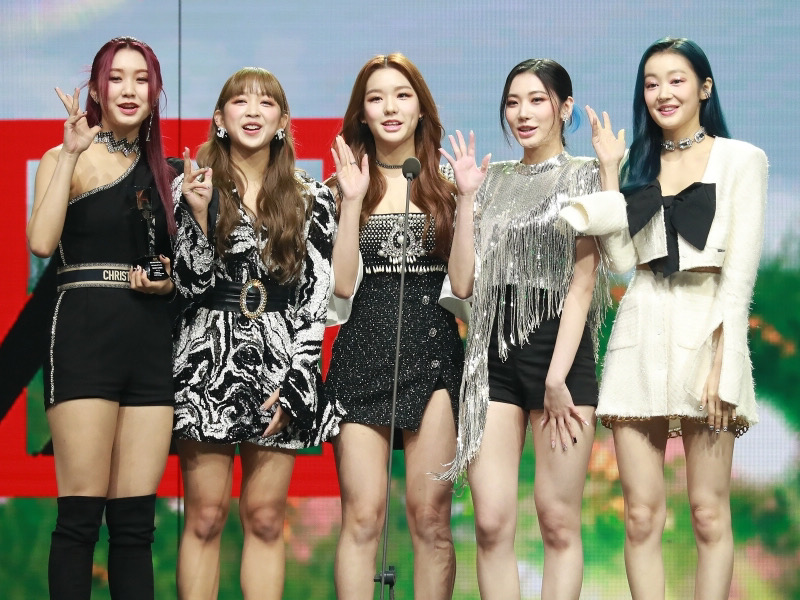 Penantian 7 Tahun, SECRET NUMBER Raih Piala Pertama Asia Artist Awards 2020
