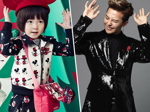 Setelah Haru, Kini Giliran Chu Sarang yang Jatuh Hati Pada G-Dragon!