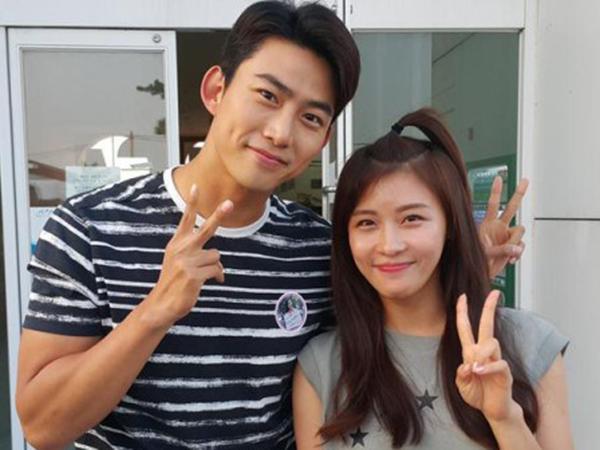 Ha Ji Won Ungkap Keinginannya untuk Minum Soju Bareng Taecyeon 2PM!