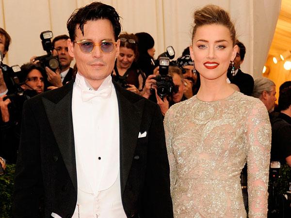Perselingkuhan Juga Jadi Penyebab Perceraian Johnny Depp dan Amber Heard?