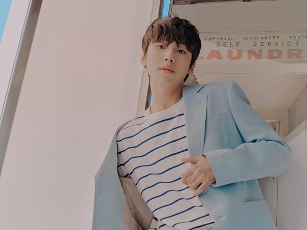 Lee Eunsang Eks X1 Siap Rilis Photobook Pertamanya