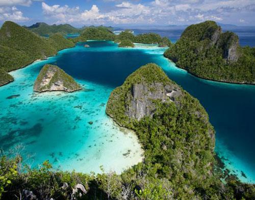 Raja Ampat, Keindahan Bawah Laut Papua