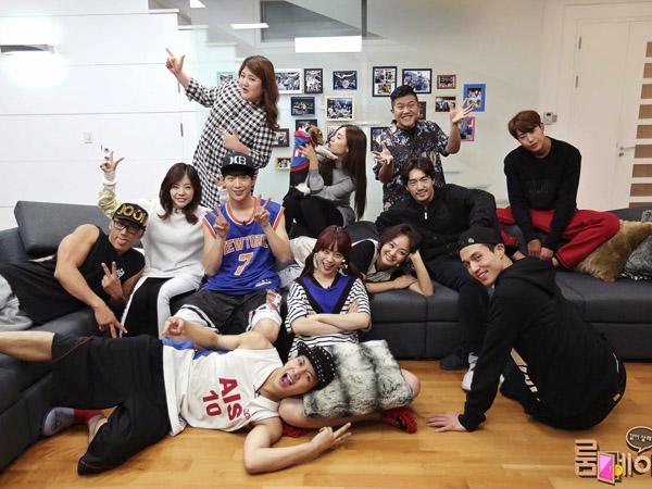 SBS 'Roommate' Siap Masuki Musim Ketiga dengan Member yang Baru!