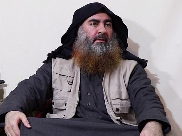 Jenazah Baghdadi Pimpinan ISIS yang Tewas Dibuang ke Laut