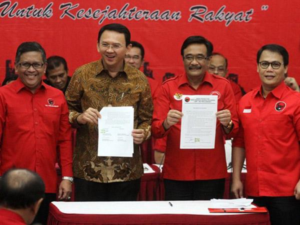 Siap Daftar Pilkada Gubernur Jakarta, Ahok Ogah Naik Mobil