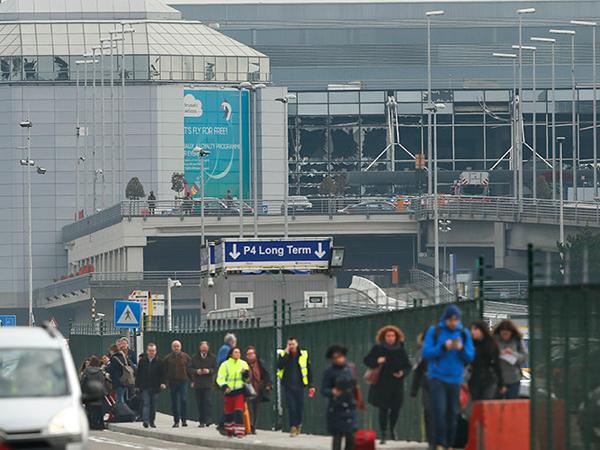 Tiga WNI Jadi Korban Teror Bom di Bandara dan Stasiun Belgia