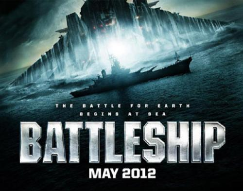 Battleship Rilis Video Terbaru Serangan Alien