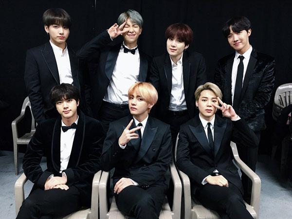 Akhir Manis BTS di Tahun 2018, Jadi Artis Kedua dengan Album Terlaris di AS
