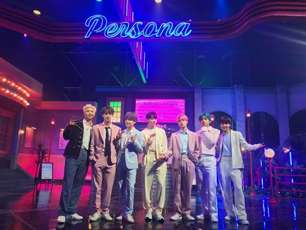 BTS Jadi Grup Pertama Setelah The Beatles yang Raih Prestasi Ini di Billboard