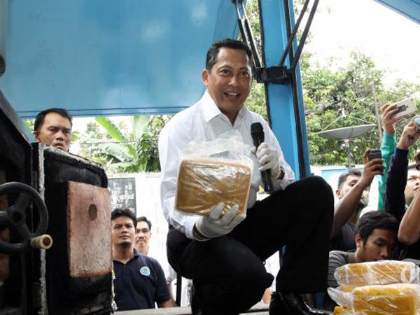 Serius Tangani Narkoba, Kepala BNN Akan Lakukan Tembak Mati di Tempat Seperti Filipina?