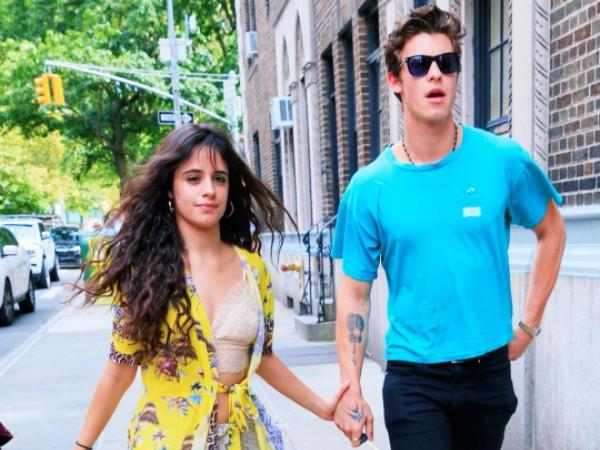 Shawn Mendes Buka-Bukaan Soal Lama Waktu Pacarannya Dengan Camila Cabello