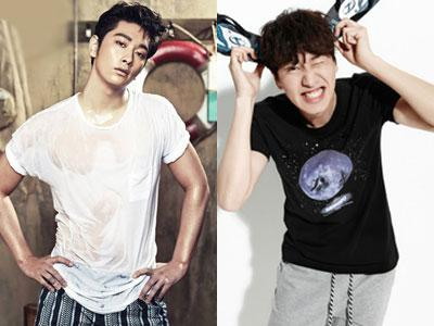 Chansung 2PM & Lee Kwang Soo Bintangi Film '5 Eagle Brothers'
