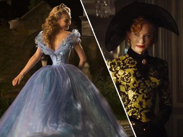 Aksi Jahat Ibu Tiri Cinderella Tersorot Dalam Trailer Baru 'Cinderella the Movie'