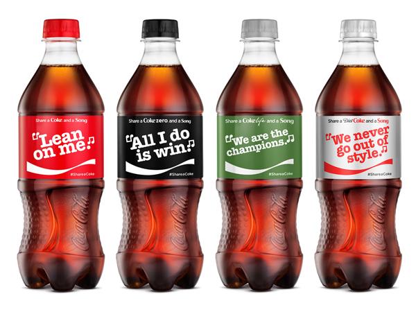 Dari Taylor Swift Hingga Queen, Kini Kemasan Coca-Cola Ikut 'Bernyanyi' Lirik Lagu Ikonik!