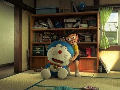 Rilis 'Stand By Me', Doraemon Tampil Dalam Bentuk Kue!