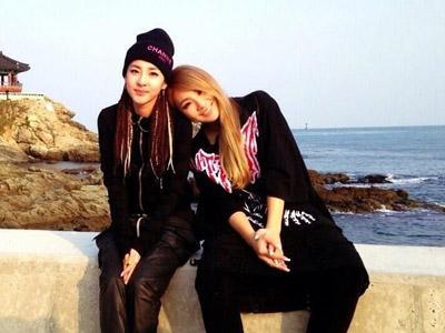 """Dara 2NE1: """"CL Adalah Leader yang Sempurna"""""""